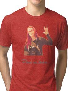 Charlie Bradbury Tri-blend T-Shirt