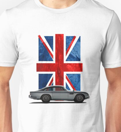 My name is 5, DB5 Unisex T-Shirt