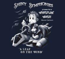 Shiny Symphonies: Whistlin' Wash Kids Tee