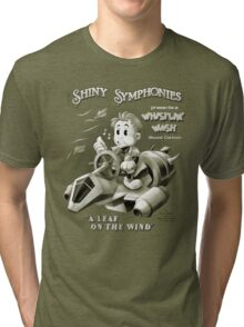 Shiny Symphonies: Whistlin' Wash Tri-blend T-Shirt