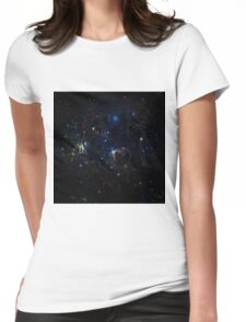 Lost in Space - 2 Womens Fitted T-Shirt