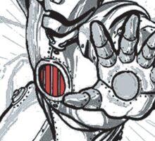 Iron Tin Man Sticker