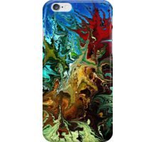 modern composition 30 by rafi talby iPhone Case/Skin