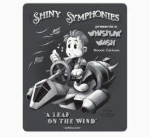 Whistlin' Wash - Sticker by ianleino