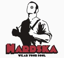 HardSka Punk, Ska, and Oi gear - Clockwork Skinhead by hardska