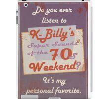 Reservoir Dogs: K-Billy iPad Case/Skin