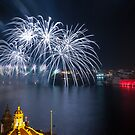 Malta International Fireworks Festival 2013 by Chris Muscat