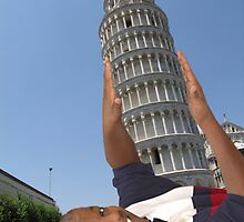 Cory In The Pisa by dpfelix