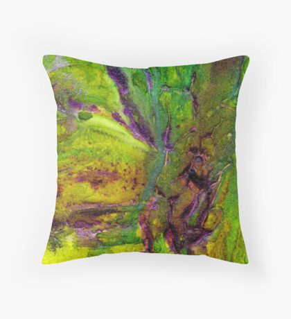 Strategic Nurturing Throw Pillow