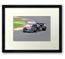 Williams FW05 No 21 Framed Print