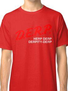 DERP Classic T-Shirt