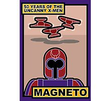 Uncanny X-Men 50th Anniversary - Magneto Photographic Print