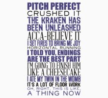 Pitch Perfect Quotes by Look Human