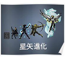 Seiya Evolution Poster