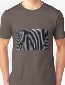 Zebra Stripe Unisex T-Shirt