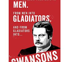 RON SWANSON Quote#4 by MichelleEatough