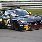 BMW Z4 GT3 - Mowle and Osborne by Matt Dean