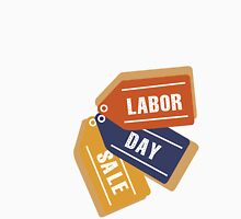 Labor Day Tags Unisex T-Shirt