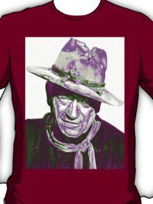 John Wayne in The Man Who Shot Liberty Valance T-Shirt