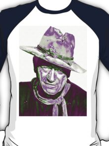 John Wayne in The Man Who Shot Liberty Valance T-Shirt