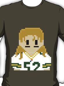 8Bit Clay Matthews NFL T-Shirt