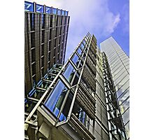 High Rise Office Photographic Print