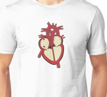 What's In My Heart Unisex T-Shirt