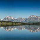 Grand Teton National Park by KAREN SCHMIDT