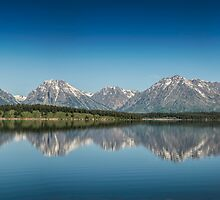 Grand Teton National Park by KAREN SCHMIDT