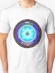 Mother Earth Gaia Mandala T-Shirt Unisex T-Shirt