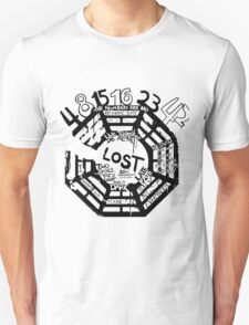 Lost Dharma Numbers T-Shirt