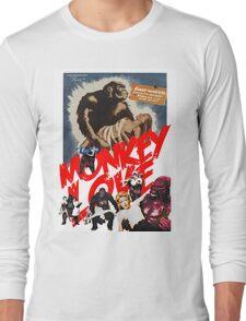 Monkey Love Long Sleeve T-Shirt