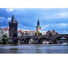 Old City of Prague Photographic Print
