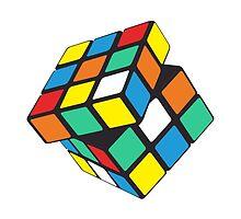 The Cube by yohanesigit