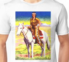 Pony Girl Unisex T-Shirt