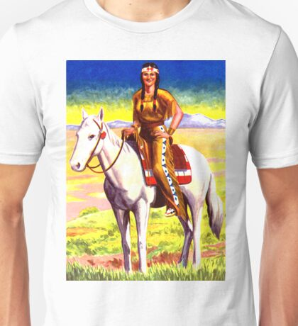 Pony Girl Unisex T-Shirt