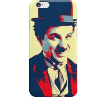 Charles Chaplin Charlot iPhone Case/Skin