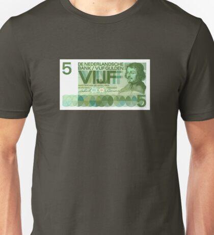 Vijf gulden Unisex T-Shirt