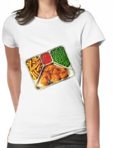 Classic Meal! Womens Fitted T-Shirt