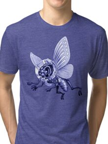 Bug Eyed Monster from Outer Space Tri-blend T-Shirt