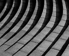 Curved Steps by Yampimon