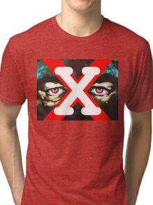 X Ray Eyes Tri-blend T-Shirt