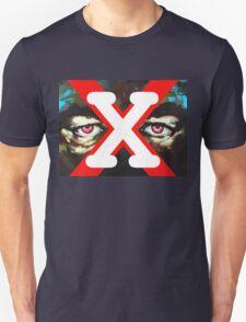 X Ray Eyes Unisex T-Shirt