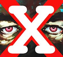 X Ray Eyes by sashakeen