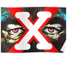 X Ray Eyes Poster