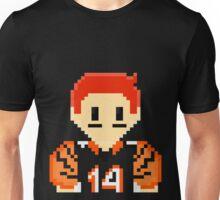 8Bit Andy Dalton NFL Unisex T-Shirt