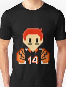 8Bit Andy Dalton NFL T-Shirt
