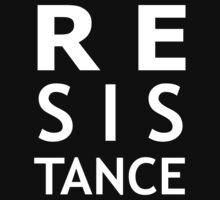 Resistance (white) by ArcticAldun