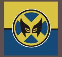 Wolverine Symbol One Piece - Short Sleeve
