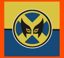 Wolverine Symbol Kids Tee